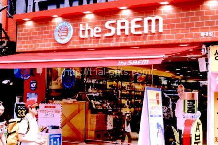 The SEAM(ザ セム)店舗