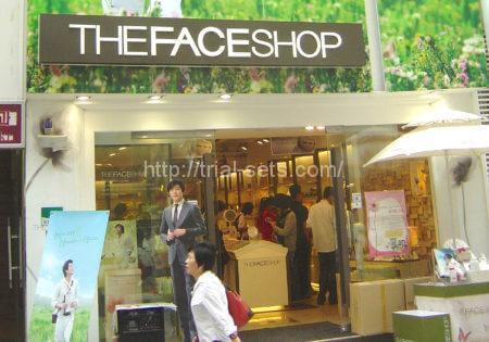 THE FACE SHOP(ザ フェイス ショップ)店舗