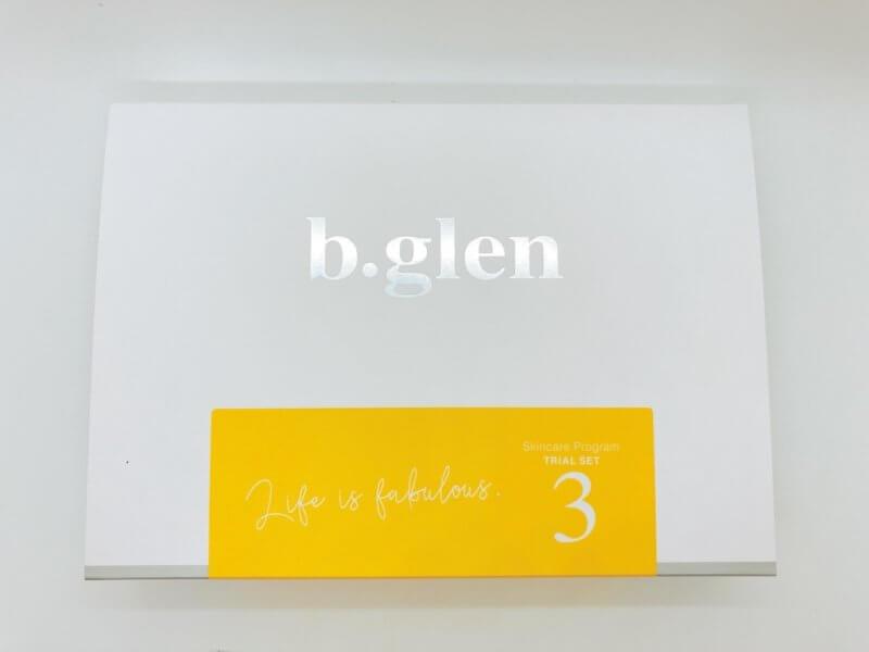 b.glen(ビーグレン)ニキビ跡プログラム3トライアルセット