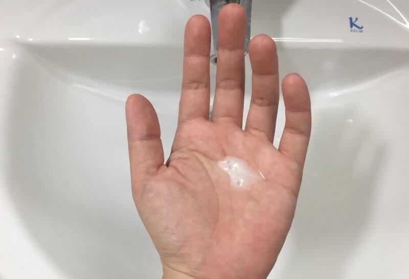 草花木果洗顔ミルク