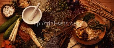 和漢の力を利用した基礎化粧品
